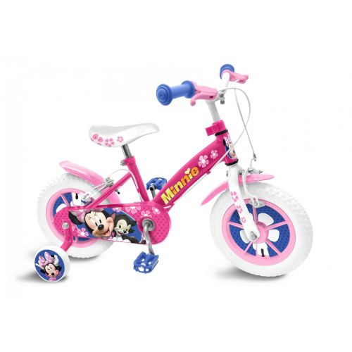 "Insportline Minnie Bike 12"" Dívčí kolo - model 2021, rám 7"""