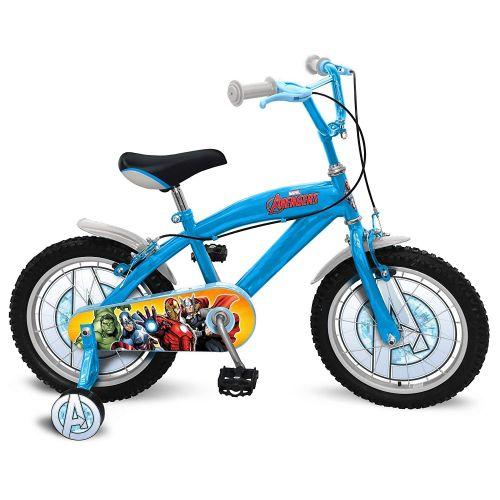 "Insportline Avengers Bike 16"" Dětské kolo - model 2021"