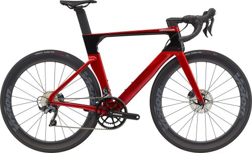 Cannondale SYSTEM SIX ULTEGRA CRD 2021, 54