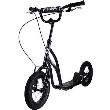 Koloběžka Stiga Air Scooter 12'' černá