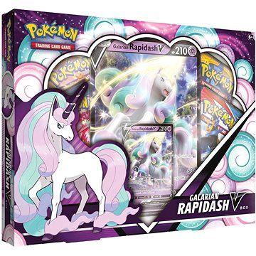 Pokémon company Pokémon TCG: Galarian Rapidash V Box
