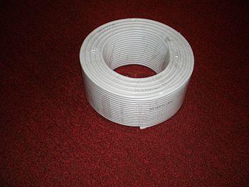 SATRIA koaxiální kabel S1250C - 100m, celoměděný, 7mm