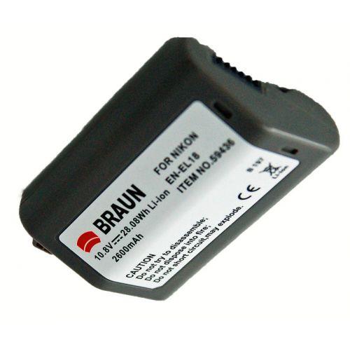 Braun Phototechnik Braun akumulátor NIKON EN-EL18