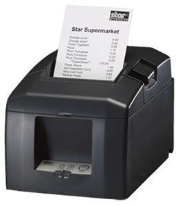 Star Micronics tiskárna TSP654IIU černá, USB, řezačka