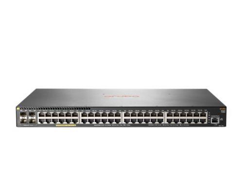 HP Enterprise Aruba 2930F 48G PoE+ 4SFP+ Swch