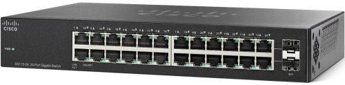 Switch Cisco SG112-24, Compact 24-port Gigabit