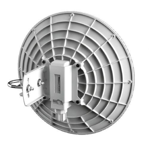 MikroTik DynaDish 5, RBDynaDishG-5HacD, 25dBi dual 8°, 802.11ac, ROS L3, GLAN, PoE