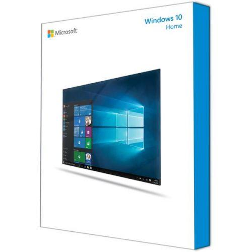 Systém Microsoft Windows 10 Home, OEM DVD CZ 64-bit