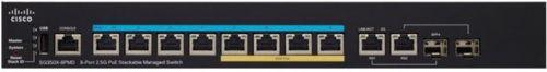 Cisco SG350X-8PMD-K9-EU