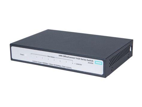 HP Enterprise HPE 1420 8G Switch