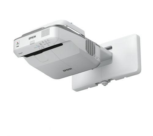 EPSON projektor EB-685Wi - 1280x800, 3500ANSI, HDMI, VGA, SHORT, LAN,9000 h