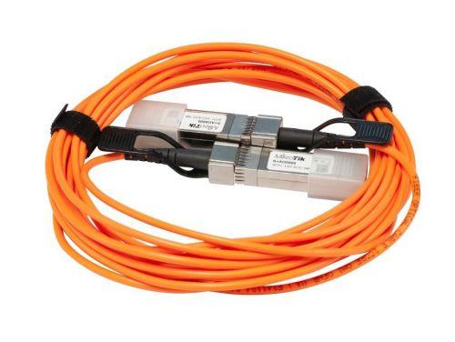 MikroTik S+AO0005 5m SFP, propojovací kabel