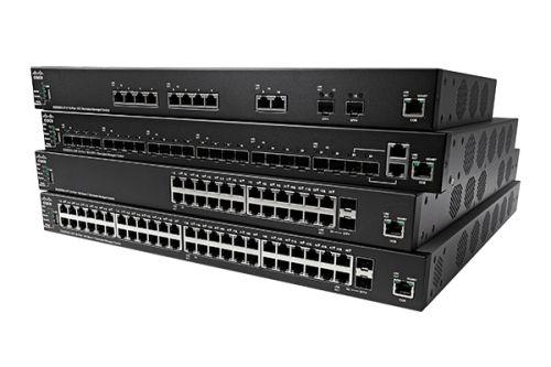 Cisco SX350X-24F-K9-EU