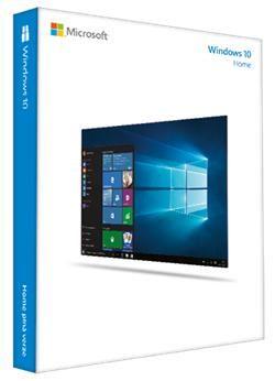MICROSOFT Windows Home 10 32-bit/64-bit Czech USB