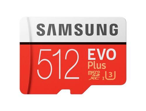 Samsung micro SDXC 512 GB EVO Plus