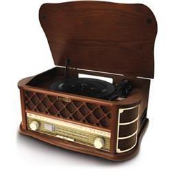 Sencor STT 016, gramofon s CD přehrávačem