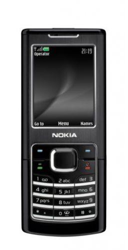 NOKIA 6500 classic  cena od 6900 Kč