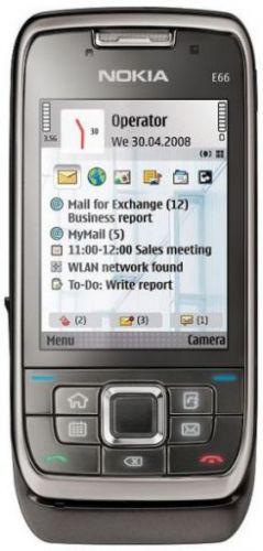 Nokia E66  cena od 5900 Kč