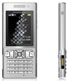 Sony Ericsson T700 cena od 6500 Kč