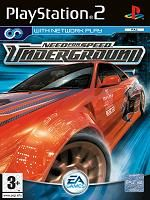 ELECTRONIC ARTS Need for Speed: Undercover pro PS2