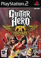 ACTIVISION Guitar Hero: Aerosmith pro PS2
