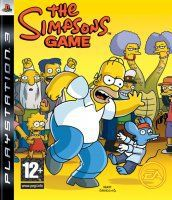 ELECTRONIC ARTS The Simpsons pro PS3