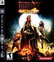 KONAMI Hellboy pro PS3