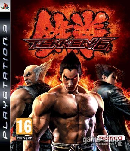 NAMCO Tekken 6 pro PS3