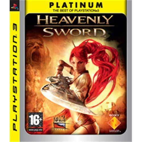 SCEE Heavenly Sword pro PS3
