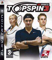 2K GAMES Top Spin 3 pro PS3 cena od 0,00 €