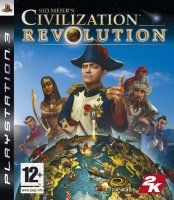 2K GAMES Sid Meier's Civilization Revolution pro PS3 cena od 0,00 €