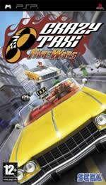 SEGA Crazy Taxi: Fare Wars pro PSP
