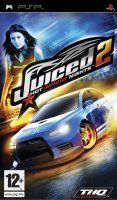 THQ Juiced 2 Hot Import Nights pro PSP