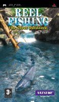 SONY Reel Fishing: The Great Outdoors pro PSP