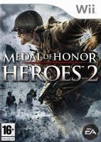ELECTRONIC ARTS Medal of Honor: Heroes 2 pro Nintendo Wii