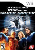 2K GAMES Fantastic Four: Rise of the Silver Surfer pro Nintendo Wii cena od 0,00 €