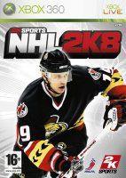 2K GAMES NHL 2K8 pro XBOX 360 cena od 0,00 €