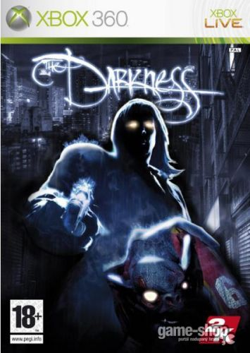 2K GAMES The Darkness pro XBOX 360 cena od 0,00 €