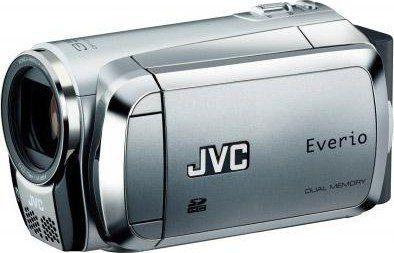 JVC GZ MS120