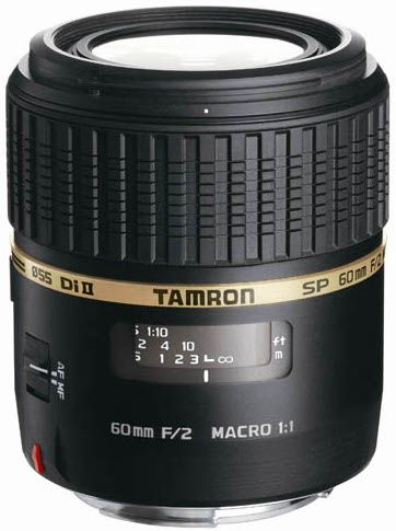 TAMRON Objektív SP AF 60 mm F/2.0 Di II LD [IF] Macro 1:1 pre Sony pre v'etky digitálne zrkadlovky Sony so snímacom formátu APS-C