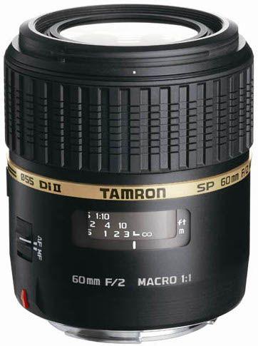 TAMRON SP AF 60mm F/2.0 Di II LD [IF]