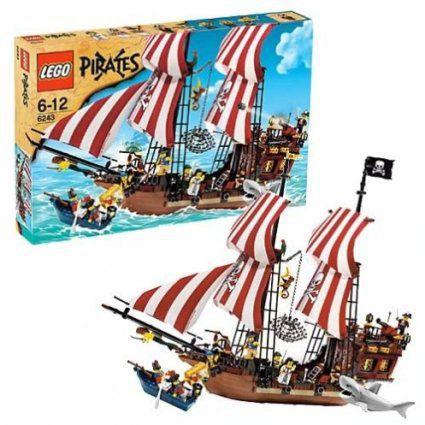 Lego 6243 Loď Brickbeard's Bounty