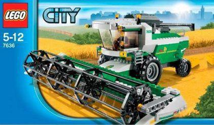 Lego 7636 Kombajn