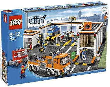 Lego 7642 Autoservis