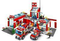 Lego 7945 Hasičská stanice