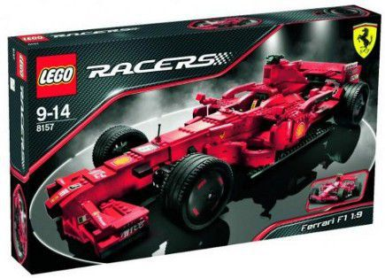 Lego 8157 Ferrari F1