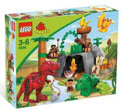 Lego Duplo 5598 Dino údolí