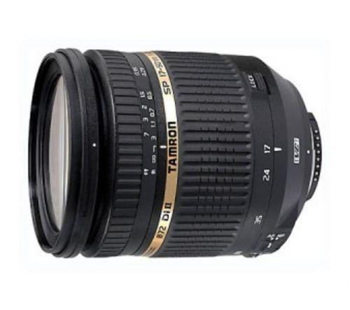 TAMRON Štandardný zoom objektív SP AF 17-50 mm f/2,8 XR Di II VC LD pre digitálna zrkadlovka Nikon série DX