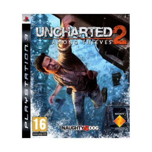 SONY Uncharted 2 : Among Thieves prp PS 3
