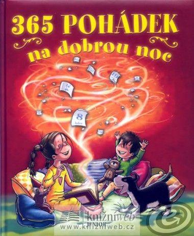 365 Pohádek na dobrou noc cena od 0,00 €